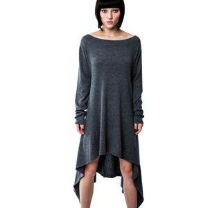 KILLSTAR After Effect Knit Sweater Dress - L